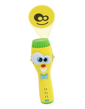 Igračka KIDZ DELIGHT KD14000, Freddie Flashlight, mini svjetiljka/projektor