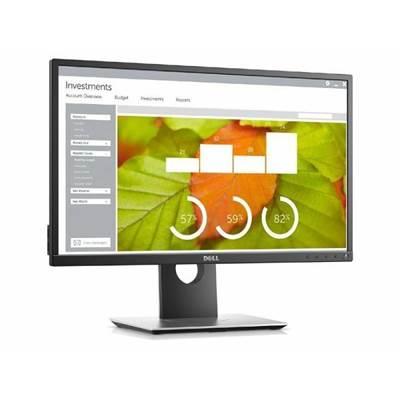 "Monitor 24"" LED DELL P2417H, FHD, 6ms, 250cd/m2, 1000:1, IPS, HDMI, DP, USB 3.0, pivot"