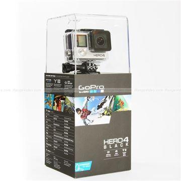 Sportska digitalna kamera GOPRO HD HERO4 Black Edition, Adventure Edition, 4K30, 1080p120, 12 Mpixela, WiFi, BT, microSD + prijenosna baterija
