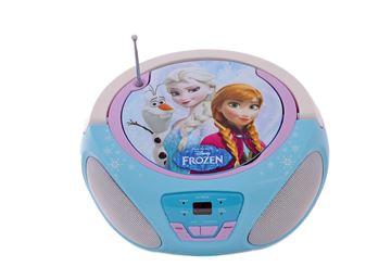 Prijenosni CD player DISNEY FROZEN 56327