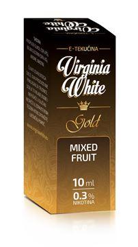 E-tekućina VIRGINIA WHITE GOLD, Mixed Fruit, 3mg, 10ml