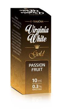 E-tekućina VIRGINIA WHITE GOLD, Passion fruit, 3mg, 10ml