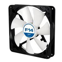 Ventilator ARCTIC F14 Silent, FDB, 140mm, 800 okr/min
