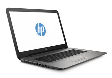 "Prijenosno računalo HP 17 E9L04EA / Core i3 5005U, DVDRW, 4GB, 500GB, HD Graphics, 17.3"" LED HD, BT, HDMI, USB 3.0, DOS, srebrno"