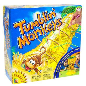 Društvena igra 707 GR0011, Padajući majmuni (Tumblin' Monkeys)