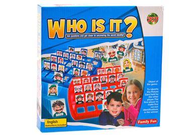 Društvena igra 707 GR0028, Pogodi tko? (Who Is It?)