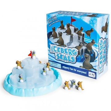 Društvena igra 707 GR0144, Tuljani na santi leda (Iceberg Seals)