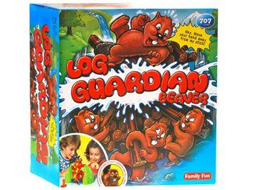 Društvena igra 707 GR0146, Dabrova brana (Log Guardian Beaver)