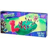 Društvena igra NWT, Ninja kornjače igra ispaljivanja (TMNT Fire Ball Battle)