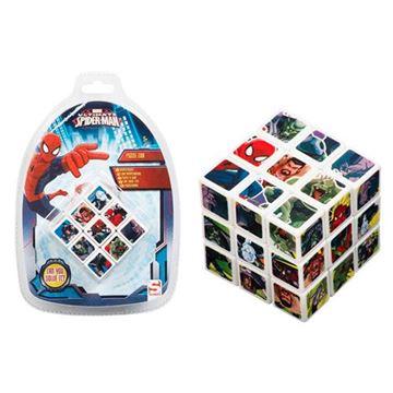 Igračka SAMBRO, Rubikova kocka, ultimativni Spider-Man