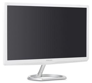 "Monitor 27"" LCD PHILIPS 276E6ADSS, Quantum DOT, IPS, 5ms, 300cd/m2, 20.000.000:1, HDMI, DVI-D, MHL, bijeli - razred energetske učinkovitosti B"