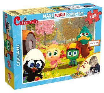 Slagalica LISCIANI, Maxi Puzzle, Calimero, 108 komada