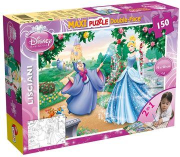 Slagalica LISCIANI, Maxi Puzzle, Pepeljuga, 150 komada