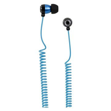 Slušalice SATZUMA Bungee Headphones, plave