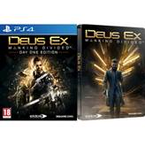 Igra za SONY PlayStation 4, Deus Ex: Mankind Divided Steelbook PS4