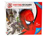 3D slagalica HAPPY TIME, Spiderman