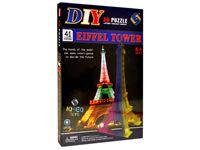 3D slagalica SIMBA, Eiffel Tower