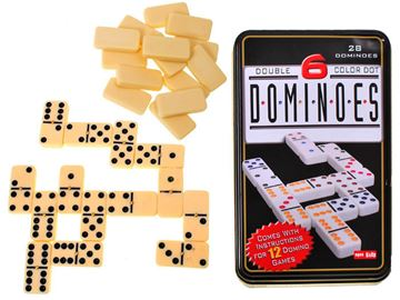Društvena igra POSIADA GR0052, Domino, 28 komada