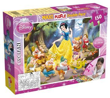 Slagalica LISCIANI, Maxi Puzzle, Snjeguljica, 150 komada