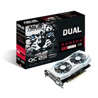 Grafička kartica PCI-E ASUS AMD RADEON RX 460 Dual, 2GB DDR5, DVI, HDMI, DP