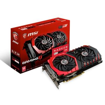 Grafička kartica PCI-E MSI AMD RADEON RX 480 Gaming X, 8GB DDR5, HDMI, DP