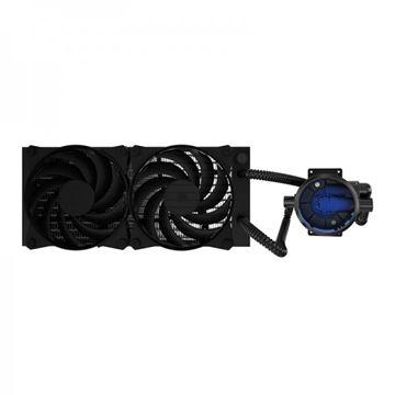 Vodeno hlađenje COOLERMASTER MasterLiquid Pro 240, CPU hlađenje, s. 2011-v3/2011/1366/1150//1156/1155/1156/775/FM2+/FM1/AM3+/AM2+