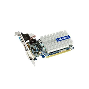 Grafička kartica PCI-E GIGABYTE GeForce 210 1GB DDR3 Low Profile, GV-N210SL-1GI, DVI, HDMI