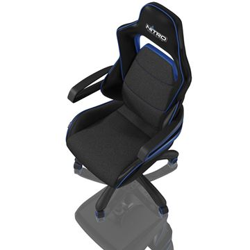 Gaming stolac NITRO CONCEPTS E220 EVO, Gaming, crno-plava