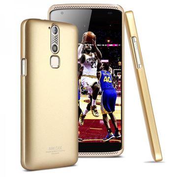 "Smartphone ZTE Axon Mini, 5.2"" AMOLED touchscreen, OctaCore 1.5GHz, 3GB RAM. 32GB Flash, MicroSD, BT, GPS, 4G LTE, Dual SIM, 2x kamera, Android 5.1.1, zlatni"