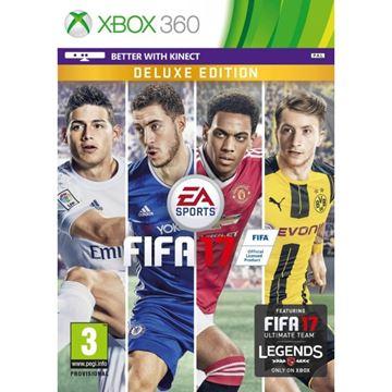 Igra za MICROSOFT XBOX 360, FIFA 17 DELUXE EDITION, Preorder