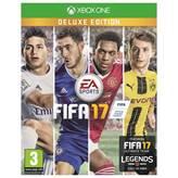 Igra za MICROSOFT XBOX One, FIFA 17 DELUXE EDITION, Preorder