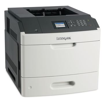 Printer LEXMARK MS812dn, laserski, 1200 dpi, 512 MB, Parallel, Ethernet, LCD Ekran