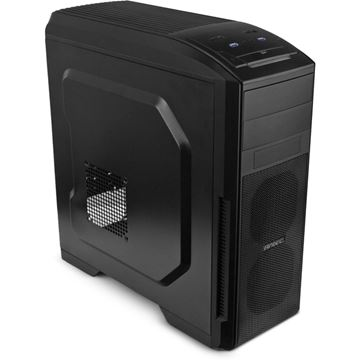 Kućište ANTEC GX500, MIDI, USB 3.0, crno, bez PS