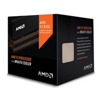 Procesor AMD FX X8 8350 BOX, s. AM3+, 4.0GHz, 16MB cache, Eight Core, Wraith Cooler