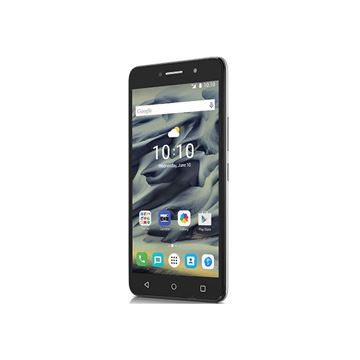 "Smartphone ALCATEL PIXI 4 OT-8050D, 6"" IPS multitouch, QuadCore Cortex A7 1.1 GHz, 1GB RAM, 8GB Flash, kamera, BT, 3G, GPS, Android 6.0, crni"
