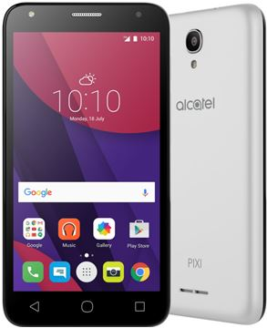 "Smartphone ALCATEL POP 4S OT-5059K 4G DS, 5,5"" IPS multitouch FHD, OctaCore 1.8 Ghz & 1.0 GHz, 2GB RAM, 16GB Flash, kamera, Dual SIM BT, 4G LTE, GPS, Android 6.0, siva"
