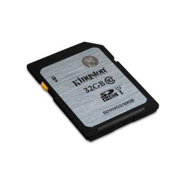 Memorijska kartica KINGSTON SD10VG2/32GB, SDHC/SDXC Class 10 UHS-I, 32GB