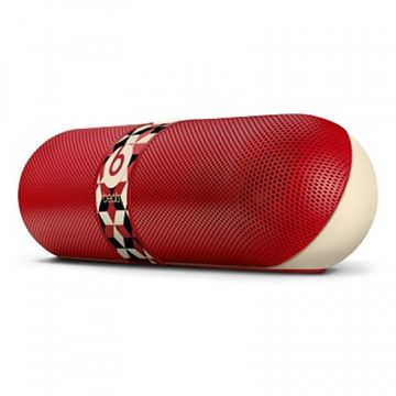 Zvučnik BEATS Pill 2.0, bluetooth, Barry McGee Red