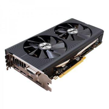 Grafička kartica PCI-E SAPPHIRE AMD RADEON RX 480 Nitro+, 8GB DDR5, HDMI, DP