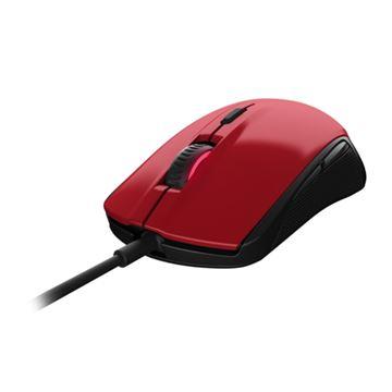 Miš STEELSERIES Rival 100, optički, 4000cpi, Forged Red, USB