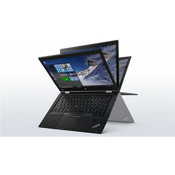 "Prijenosno računalo LENOVO X1 Yoga 20FQ002XSC / Core i5 6300U, 8GB, 256GB SSD, HD Graphics, 14"" IPS Touch FHD, kamera, HDMI, USB 3.0, Windows 10, crno"