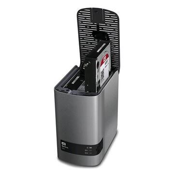 "Tvrdi disk vanjski 12000.0 GB WESTERN DIGITAL, My Book Duo, WDBLWE0120JCH-EESN, USB 3.0, 3.5"", sivi"