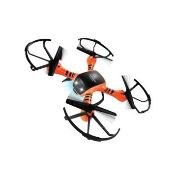 Drone OVERMAX X-BEE 3.5, HD kamera, upravljanje putem telefona, crni
