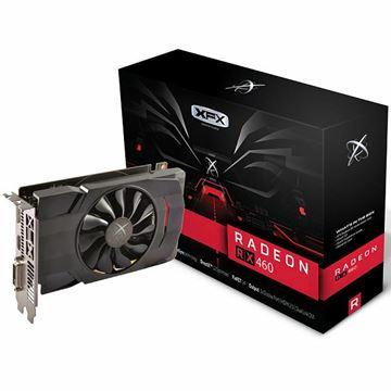 Grafička kartica PCI-E XFX AMD RADEON RX 460, 2GB DDR5, HDMI, DVI, DP