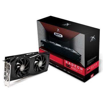Grafička kartica PCI-E XFX AMD RADEON RX 480 GTR Black Edition, 8GB DDR5, HDMI, DVI, DP