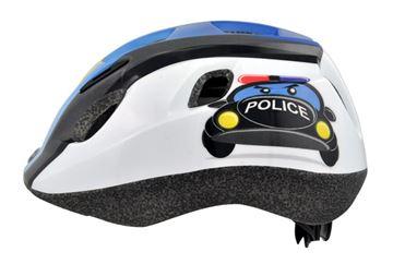 Kaciga LONGUS VORM policijsko plava 48-54 cm