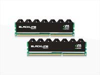 Memorija PC-12800, 16 GB, MUSHKIN BlackLine FrostByte-G3-B, 997069F, DDR3 1600MHz, kit 2x8GB