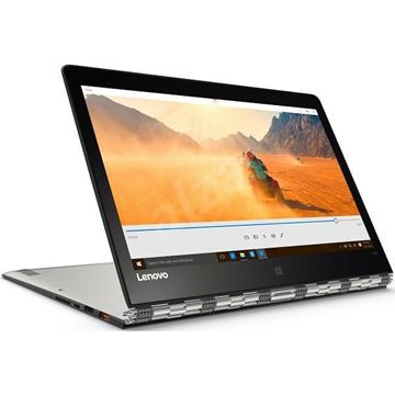 "Prijenosno računalo LENOVO Yoga 900 80UE009MSC / Core i5 6260U, 8GB, 256GB SSD, HD Graphics, 13,3"" IPS Touch QHD, kamera, BT, USB 3.0, Windows 10, srebrno"