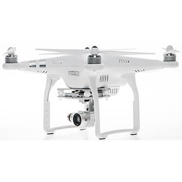 Drone DJI Phantom 3 Advanced, 2.7K kamera, 3D gimbal, upravljanje daljinskim upravljačem
