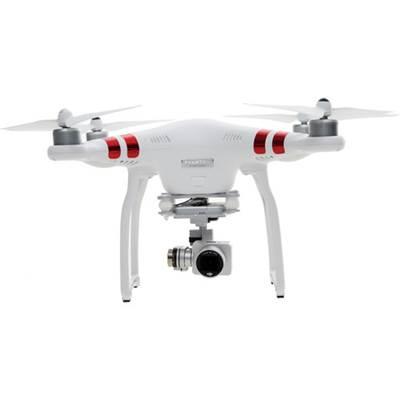 Drone DJI Phantom 3 Standard, 2.7K kamera, 3D gimbal, upravljanje daljinskim upravljačem